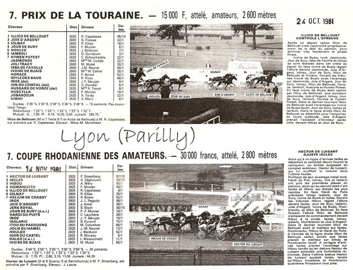 Lyon Parilly 1981