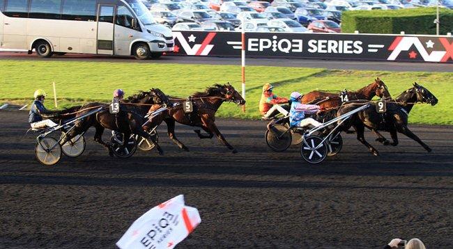 Grand Prix de Bretagne, 1ère étape  Bird Parker 4ème