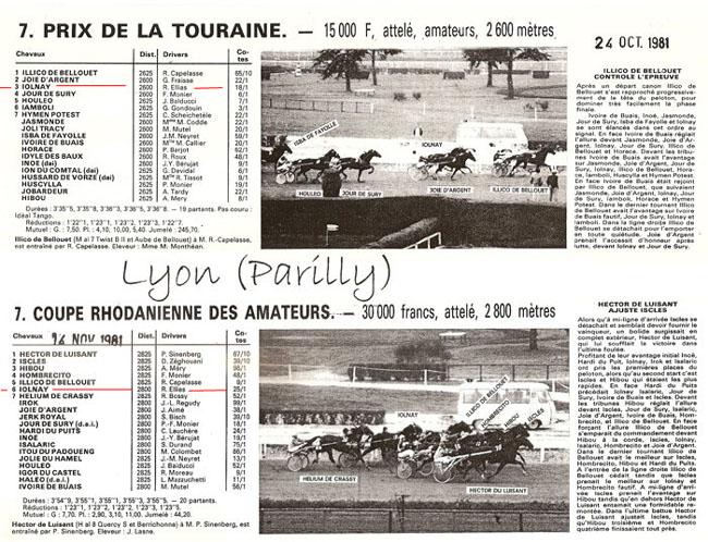 lyon-parilly-1981 3ème et 6ème