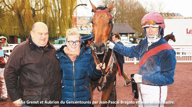 Julie Grenet 10 janvier Avec