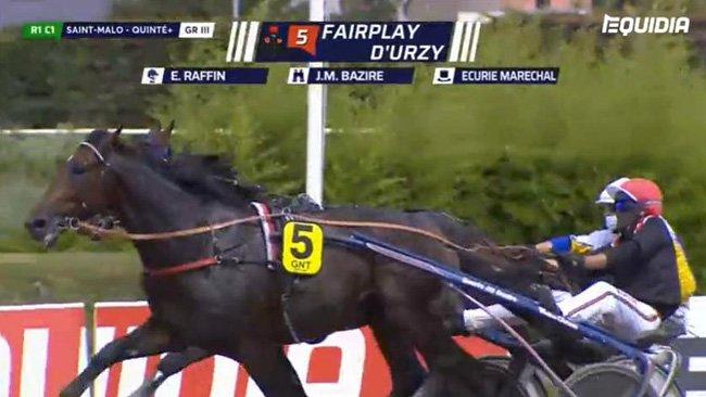 Victoire de Fairplay d'Urzy