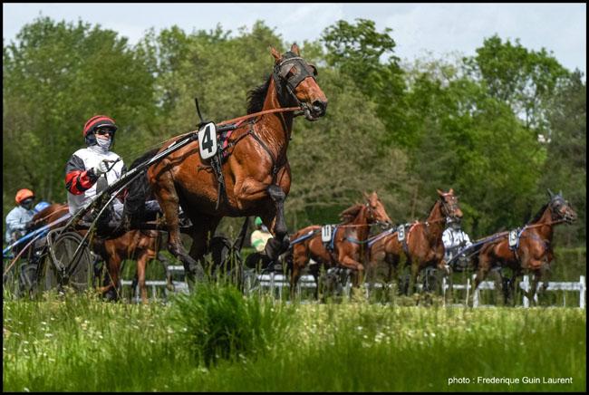 304 Express du Gers 15-05-2021, Vincennes 3ème