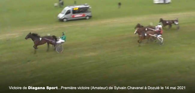 Première victoire amateur de S Chavanel 14 mai 2021
