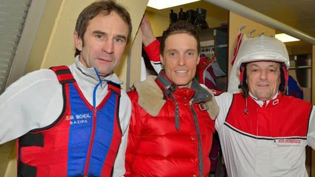 Sylvain-Chavanel-entoure-des-drivers-de-legende-Jean-Michel-Bazire-et-Jos-Verbeeck-1026895