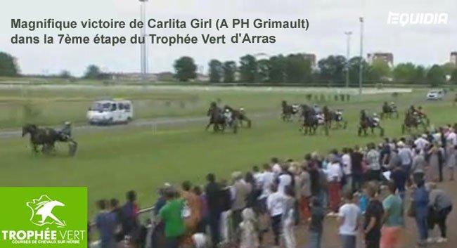 Carlita Girl  Arras