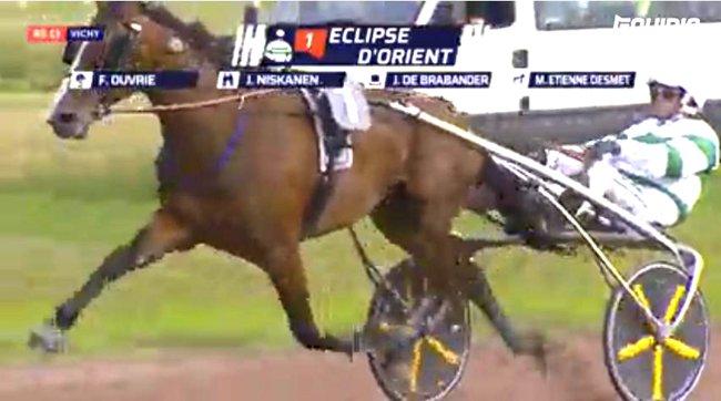 C1 Eclipse d'Orient F Ouvrie