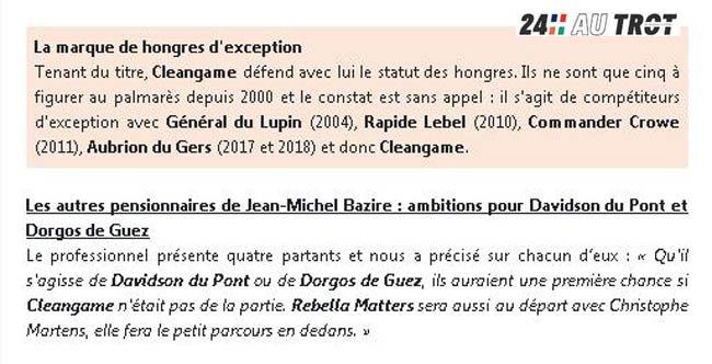 Les Bazire